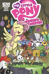 MLP Friends Forever 5 RI Cover