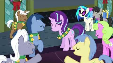 My Little Pony Friendship is Magic - Hearth's Warming Eve Is Here Once Again (Reprise) Ukrainian