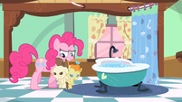 Pinkie Pie you're going in S2E13