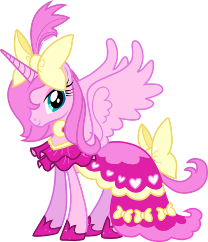 File:Castle Creator Princess Luna pink makeover.png