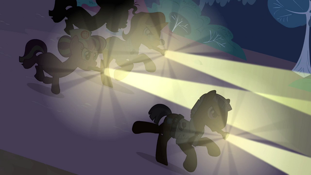 File:Hospital staff chasing Rainbow Dash through woods S2E16.png