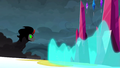 King Sombra attempts to get into the Crystal Empire S03E02.png