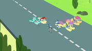 Pegasi flying S3E07