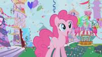 Pinkie Pie's dream of the Gala S01E03