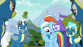 "Rainbow Dash ""always been a standout flyer"" S6E7.png"