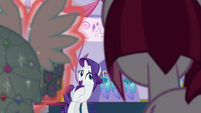 "Rarity ""aren't they lovely?"" S5E14"