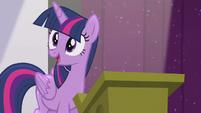 "Twilight ""I can tell"" S5E25"