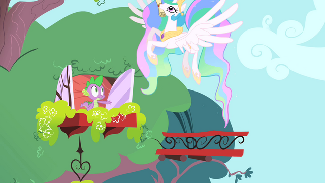 File:Celestia flying away S1E15.png
