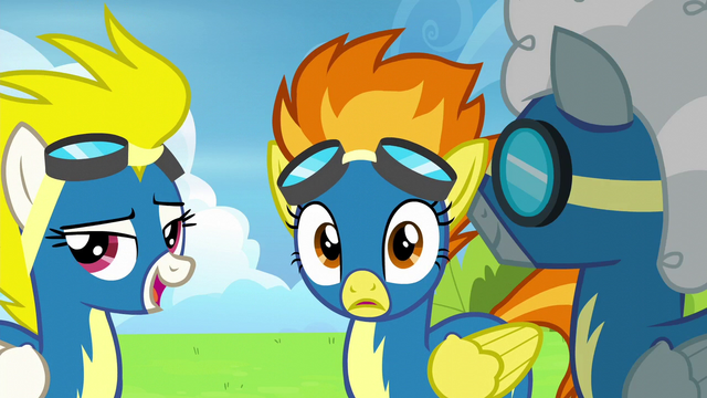File:Spitfire notices Rainbow on the runway S6E7.png