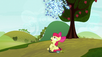 Twittermites swarm over Apple Bloom S5E4