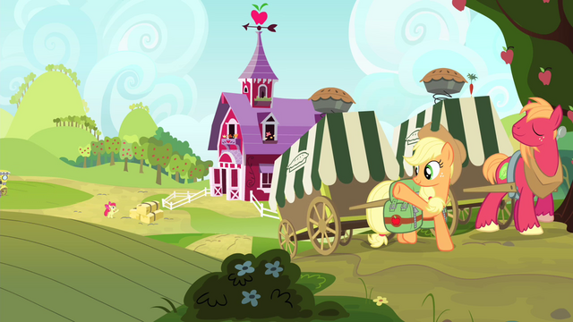 File:Applejack waving S4E17.png