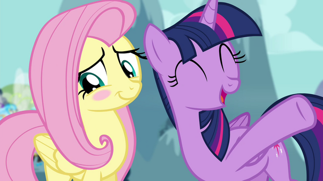 File:Fluttershy blushing S4E16.png