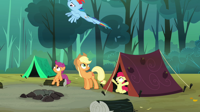 File:Rainbow Dash flying upwards S3E06.png