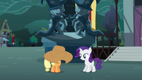 Filly Applejack and Rarity 2 S3E04