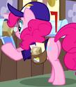 Pinkie Pie mailpony ID S4E12