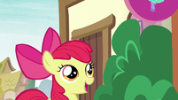 Apple Bloom feeling hopeful S6E4