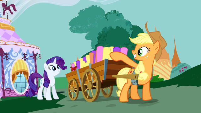 File:Applejack and Rarity S3E8.png