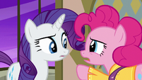 "Pinkie ""you would make the restaurant better"" S6E12"