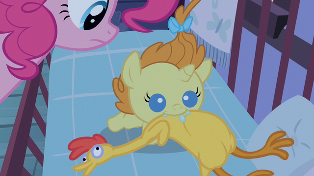 File:Pinkie Pie setting her down S2E13.png