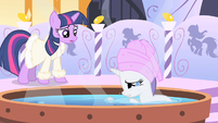 Rarity I know I know S1E20