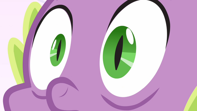 File:Spike being woken from his dream by Twilight S02E20.png