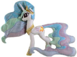 Princess Celestia plush 4th Dimension Entertainment