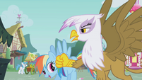 Rainbow Dash 'later' S1E05