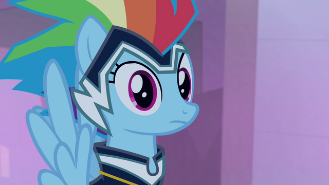 File:Rainbow Dash confused look S4E06.png