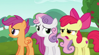 "Apple Bloom upset ""passenger seat?!"" S6E14"