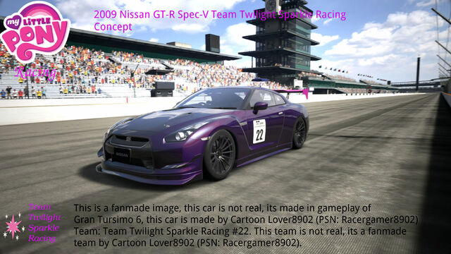 File:FANMADE MLP Racing Team Twilight Sparkle's car.jpg