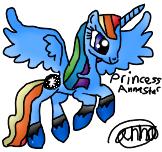 File:FANMADE OC Princess Annastar.png