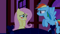 Fluttershy embarrassed S2E15