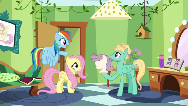 "File:Rainbow ""looks exactly like it's supposed to"" S6E11.png"