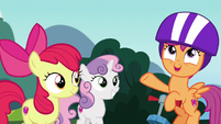 """Scootaloo """"we can help her find her purpose!"""" S6E19"""