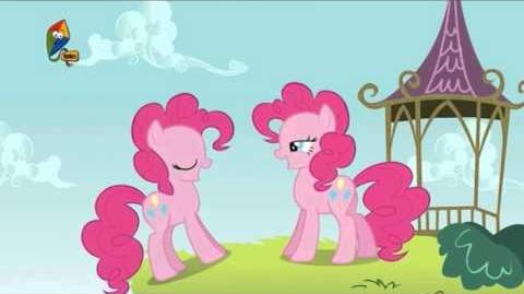 Smile Song-Pinkie Pie (Hebrew)