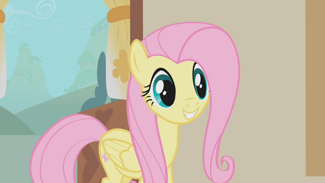 File:Fluttershy squee S1E10.png