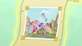 Photograph with Ponyville citizens S6 opening.png