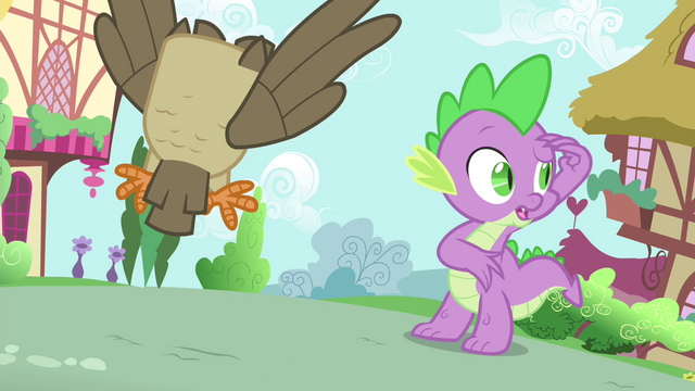 File:Spike looking for Rarity S4E23.png