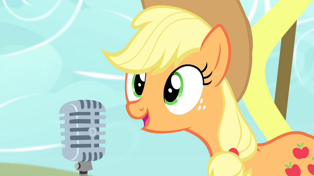 File:Applejack 'Let's talk turkey!' S4E14.png