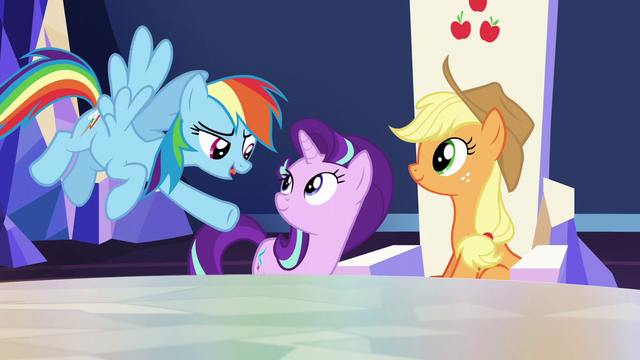 "File:Rainbow Dash ""and some kinda cool energy"" S6E1.png"