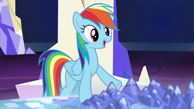 "File:RD ""I never thought all of Equestria depended on it!"" S5E26.png"