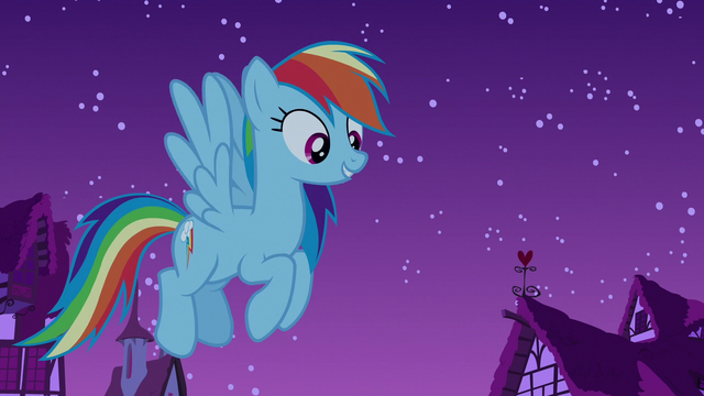 File:Rainbow Dash getting hopeful again S6E15.png