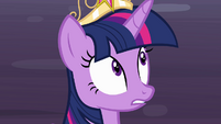 Twilight 'my cutie mark...' S4E02