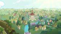 Ponyville sparkling bright S03E13