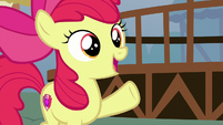 "Apple Bloom ""might never even have tried"" S6E4"