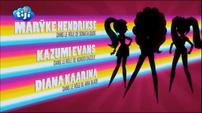 My Little Pony Equestria Girls Rainbow Rocks 'Maryke Hendrikse as Sonata Dusk', 'Kazumi Evans as Adagio Dazzle' & 'Diana Kaarina as Aria Blaze' Credits - French