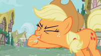 Applejack whistling S2E6