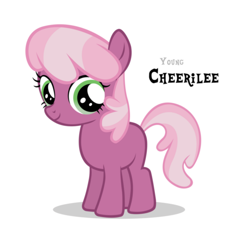 File:FANMADE Young cheerilee.png