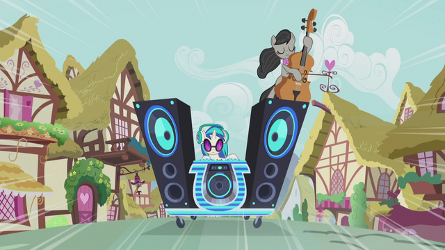 File:Octavia and DJ Pon-3 speed down the street S5E9.png