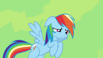 "Rainbow Dash ""I just need a sec"" S4E04"